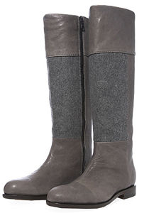 rag boots fpd grey